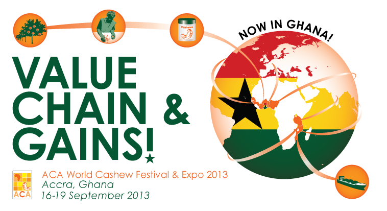 Value Chain and Gains! conference logo