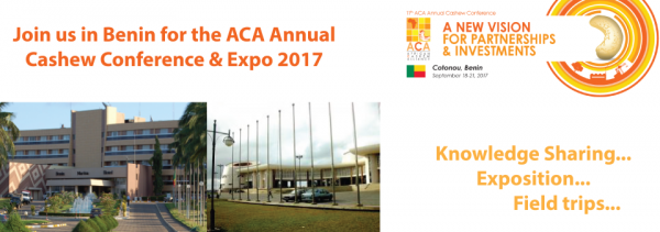 ACA Annual Cashew Conference & Expo 2017