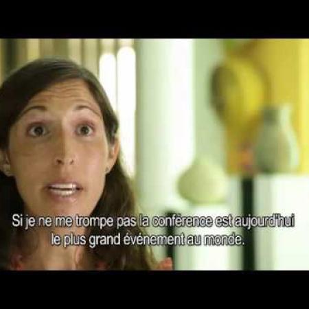 ACA Conference Testimonials   Mme Sara Engleka