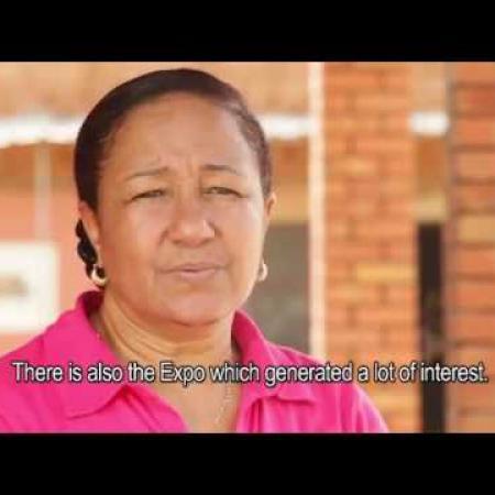 ACA Conferece Testimonials   Mme Georgette Tarraf