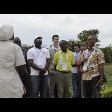 L'excursion d'African Cashew Alliance ACA en 2012, Cotonou, Benin