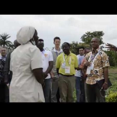 African Cashew Alliance ACA Field Trip 2012, Cotonou, Benin